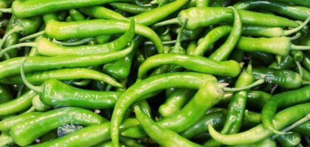 علاج حرقان اليد من الفلفل الحار في دقائق Green Beans Food Chili