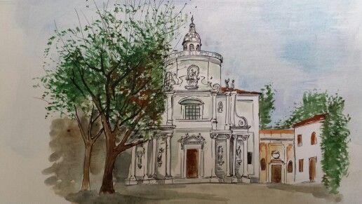 Chiesa Araceli Vicenza Italy