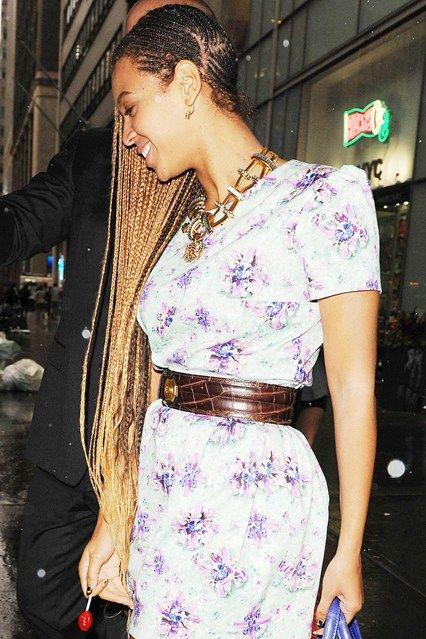 From beehives to pixie crops, see Beyoncé's most memorable hairstyles