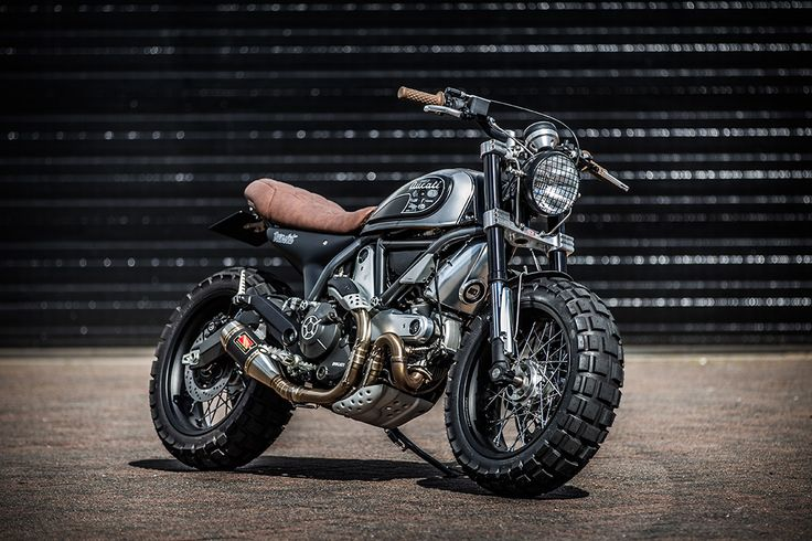 2015 Ducati Scrambler By Down & Out Cafe Racers 10