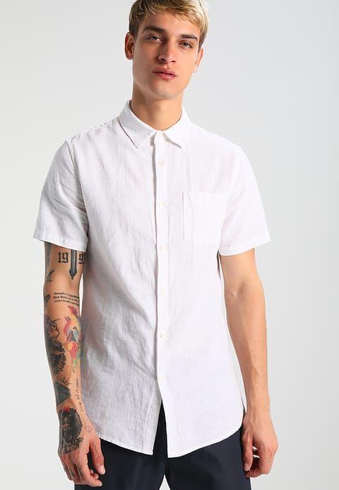 Burton Menswear London Skjorte - white - Zalando.no