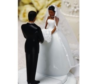 wedding cake toppers african american bride and groom ty american cake toppers 26375