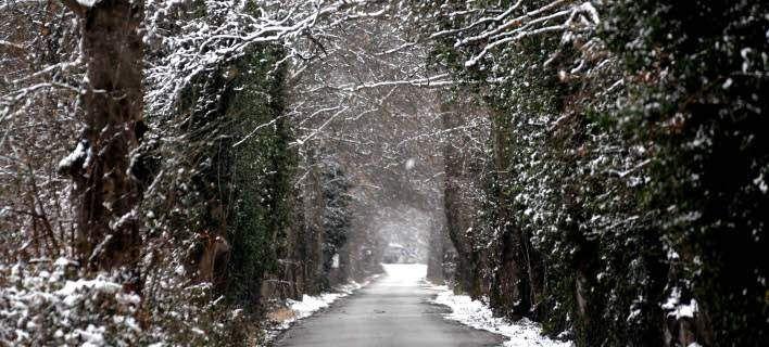 Καταιγίδες χιόνια και ισχυροί άνεμοι -Κατακόρυφη πτώση θερμοκρασίας