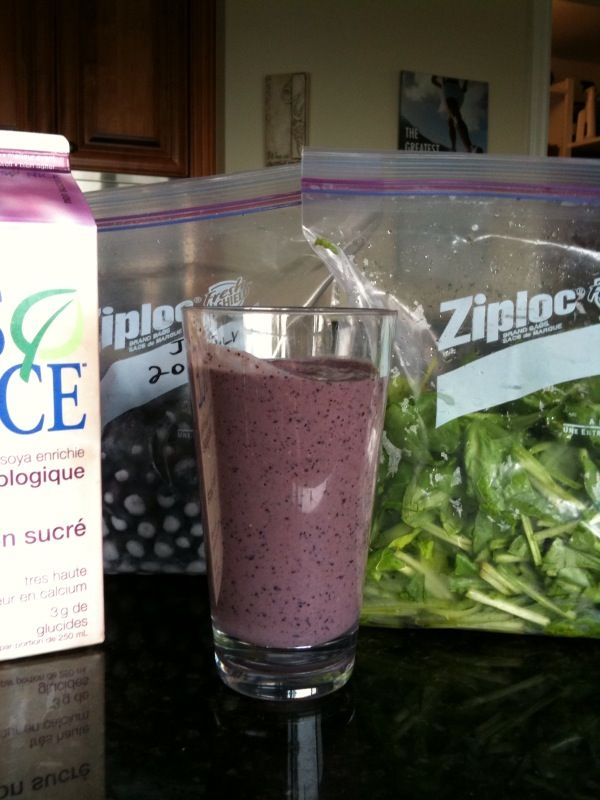 Detox Smoothies - also explains what each of them does for your body.  