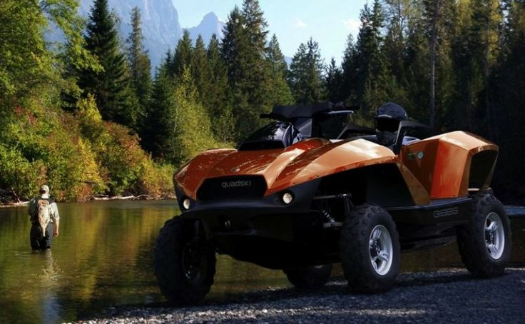 GIBBS Quadski to launch in U.S. next month - Images