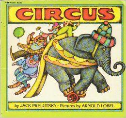 Circus: Prelutsky: 9780689708060: Amazon.com: Books
