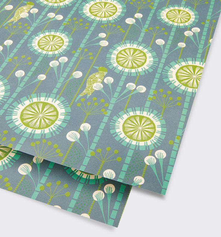 Gift wrap by Hanna Werning | LAGOM DESIGN
