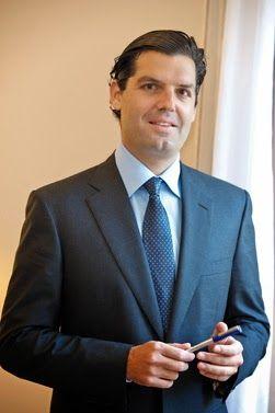 Sector Ejecutivo: Alejandro Betancourt, presidente de Derwick