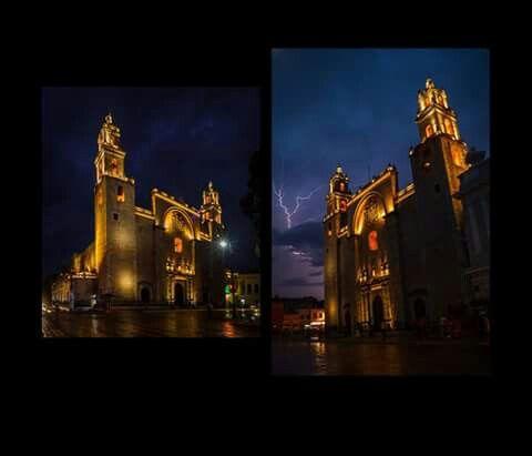 Mérida, Yucatán, México, Mario Morales Rubí, 2015 #merida #meridayucatan #meridamexico #yucatan #mexico #colonial #latinamerica #… | Retratando Yucatán | Pinte…