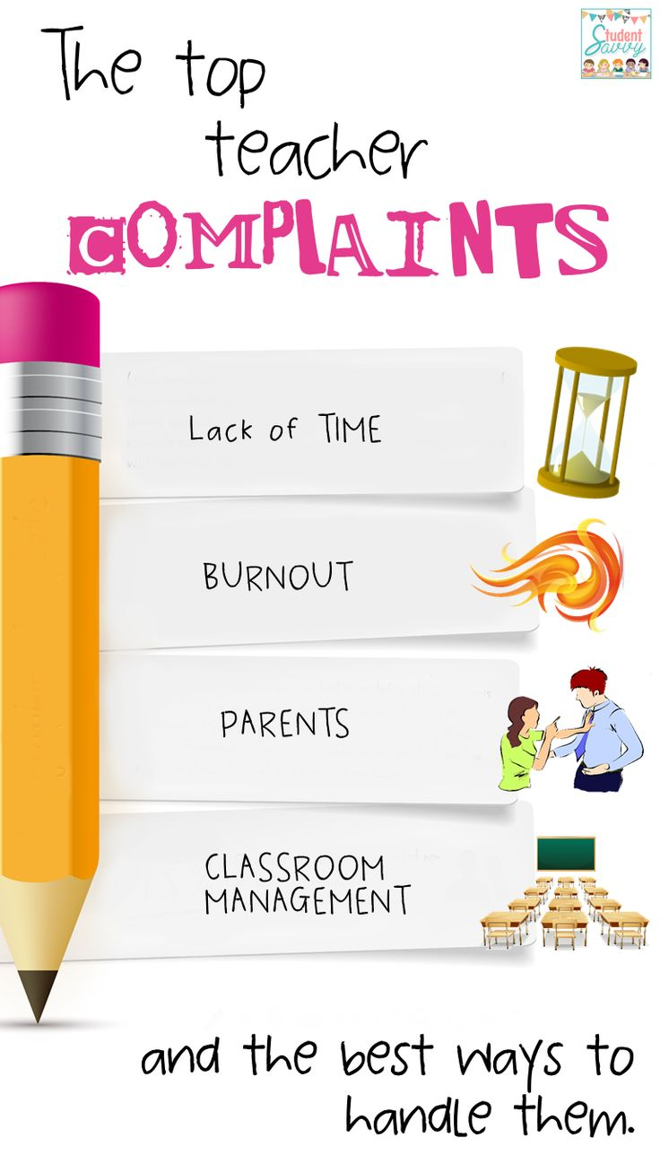 Top Teacher Complaints and How to Handle Them