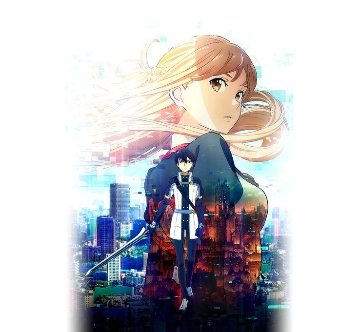 全世界シリーズ累計2000万部発行の大人気小説を原作者 川原礫 書き下ろし完全新作オリジナルストーリーで映画化!2017年2月18日全国ロードショー。
