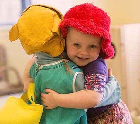 Children learn through play - ASUU Childcare
