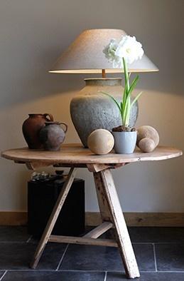 37 best images about molitli wonen landelijke stijl woonkamer by hoffz on pinterest - Sofa landelijke stijl stijlvol ...