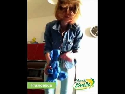 Vuoi un pantalone più fricchettone? Guarda i consigli di Francesca per cambiare il tuo look con una semplice idea #Mondosnello #Gioca