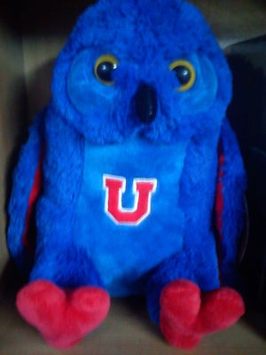 Universidad de Chile stuffed animal CHUNCHO