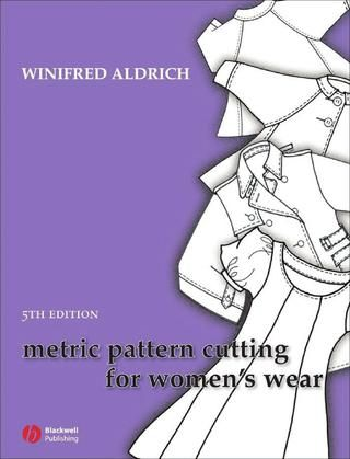 Metric pattern cutting for women by Winifred Aldrich  Patternamaking