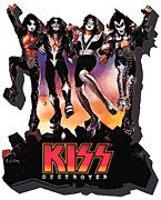 Kiss Destroyer - Chunky Magnet