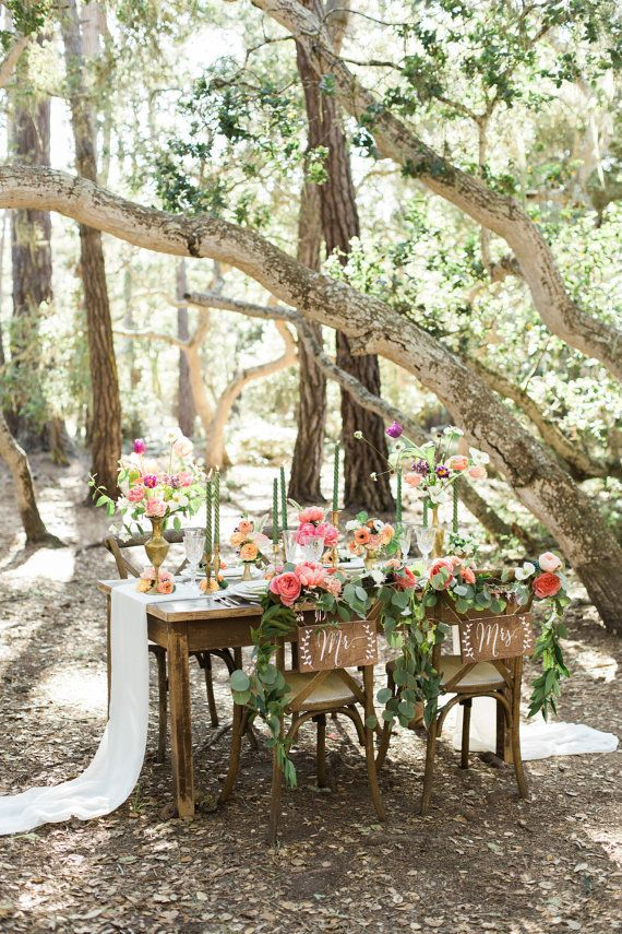 Swoon of the Week! Gorgeous and romantic tabletop