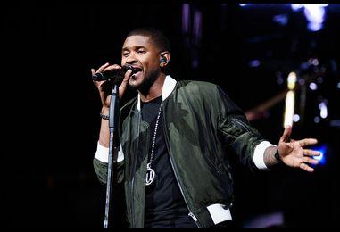 Usher Delivers the Classics, Travis Scott Tributes Kanye West at Hot 97 Holidays Concert