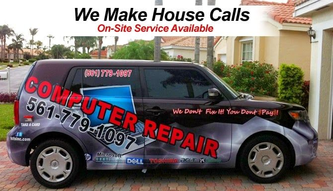 Thanks to the availability of numbers of laptop repairing Delray Beach service providers helping you find the right professional easily matching your needs and preferences.