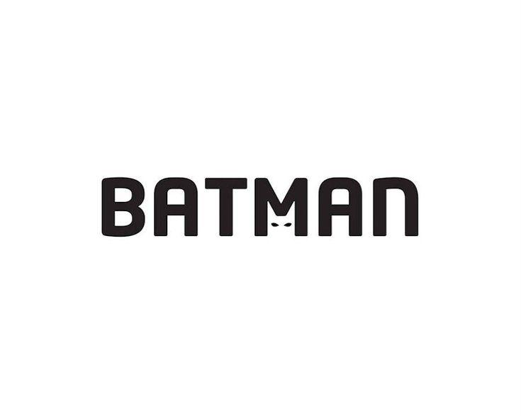 BATMAN - Negative Space