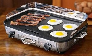 ULTIMATE ELECTRIC GRIDDLE GUIDE: the best electric griddles this 2015!