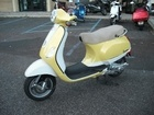 Check out this 2008 Vespa LX 150 listing in Northvale, NJ 07647 on Cycletrader.com. This Motorcycle listing was last updated on 24-Nov-2012. It is a Scooter Motorcycle weighs 243 lbs has a 0 150cc engine and is for sale at $2395.
