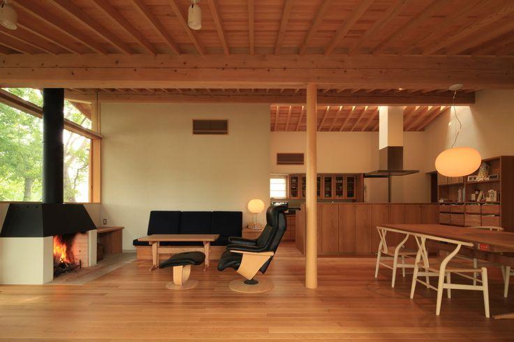 猿投の家 横内敏人建築設計事務所