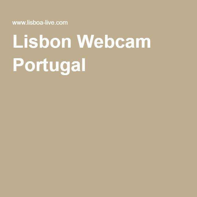 Lisbon Webcam Portugal