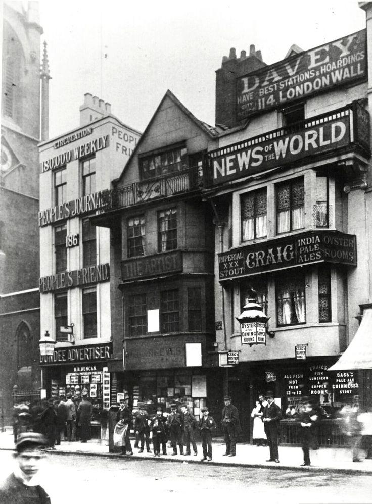A hard life #Victorian #London #History