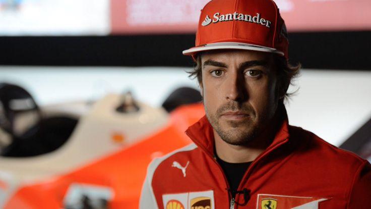 Fernando Alonso : « Ferrari se battra pour la 2ème place au constructeurs »