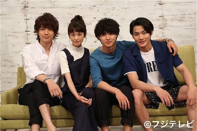 Mirei Kiritani spielt Hauptrolle im neuen Getsu-9 Sommer-Drama - http://sumikai.com/jdorama/mirei-kiritani-spielt-hauptrolle-im-getsu-9-sommer-drama-129965/