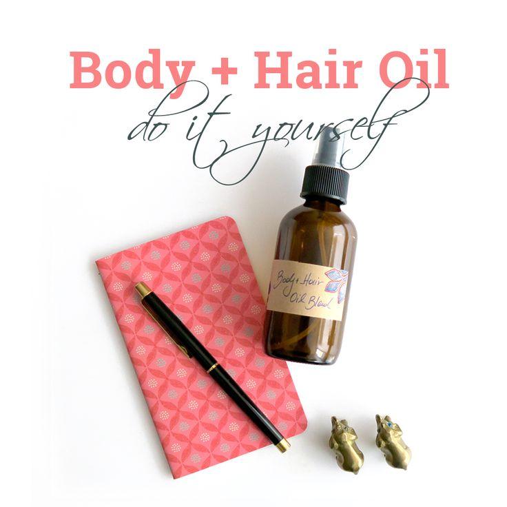 Φτιάξε εύκολα ένα λάδι για το σώμα & τα μαλλιά μόνο με 4 φυσικά υλικά! Super αρωματικό. Δες το βίντεο! go on