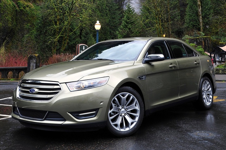 2013 Ford Taurus this car definitely has the goods.  :)