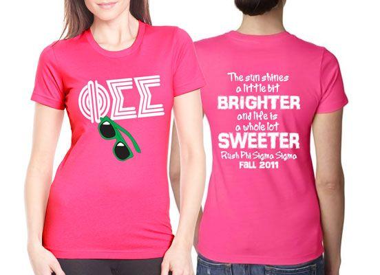 Best 25 sorority rush shirts ideas on pinterest for Fraternity rush shirt ideas