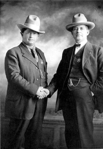 Bud Ballew - Gunfighter & Lawman of Oklahoma