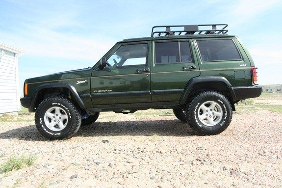 Image Result For Green Jeep Xj Jeep Cherokee Xj 1999 Jeep Cherokee Green Jeep