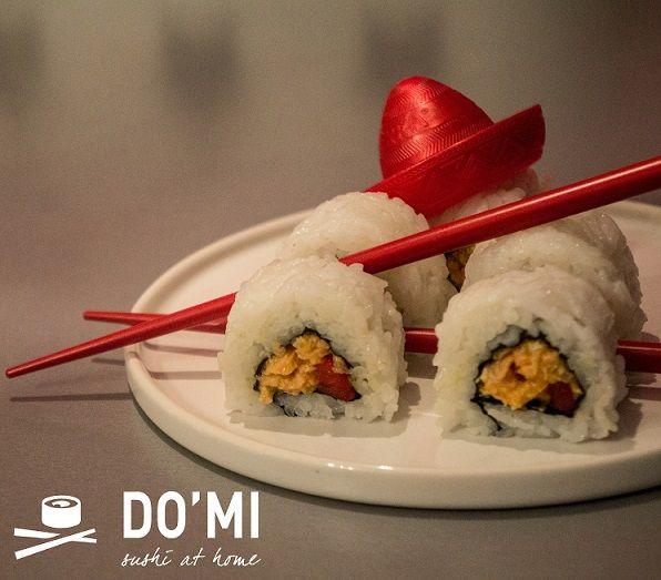 Sushi na słodko
