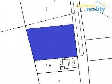 Prodej, pozemek, 3273 m2, Cítoliby