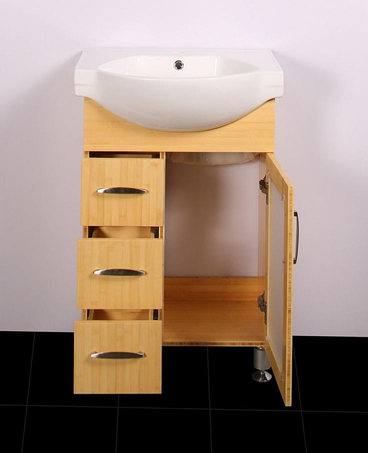 86 best Cabinets - Bamboo Bathroom Vanities images on ...