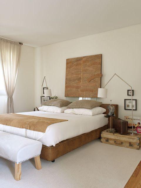 UNA CASA DE CAMPO EXQUISITAMENTE CHIC [] CHIC COUNTRY HOUSE in Portugal - bedroom
