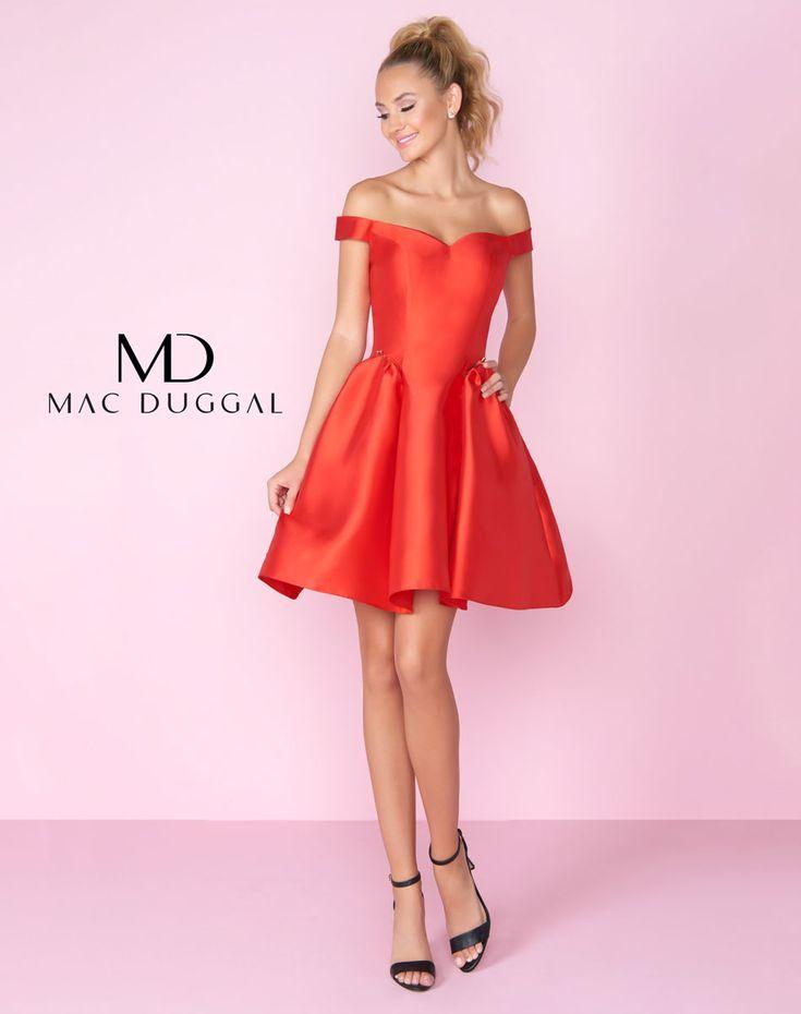 Mejores 65 imágenes de Mac Duggal en Pinterest | Mac duggal, Vestido ...