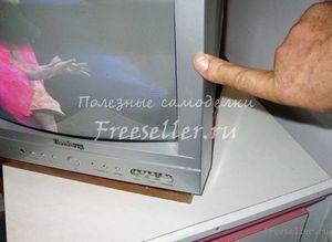 Крутящаяся подставка под телевизор