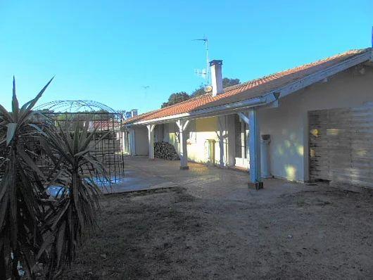 Ondres plage - Vente maison 6 pièces avec piscine au calme - quartier recherché - 335 000 €