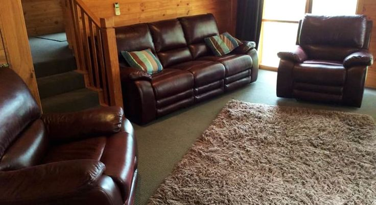 Trappers Lodge lounge
