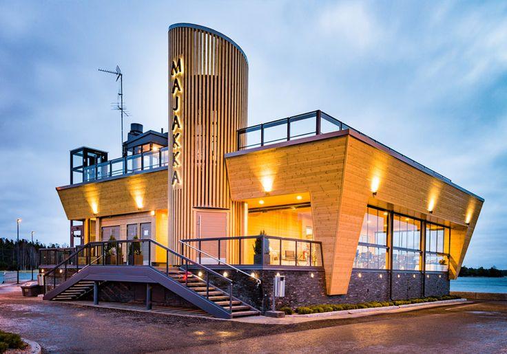Nokkalan Majakka - Uusi rantakahvila Espoossa