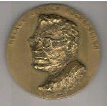 Nelson Rockefeller Official Inaugural Medal