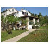 Ferienhaus Katrovo mit Pool für 4-5 Personen in Drenje Istrien