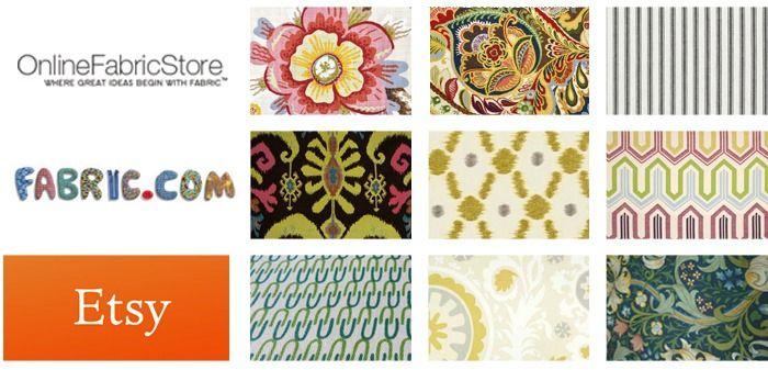 10 Fabric Places Online 2.2