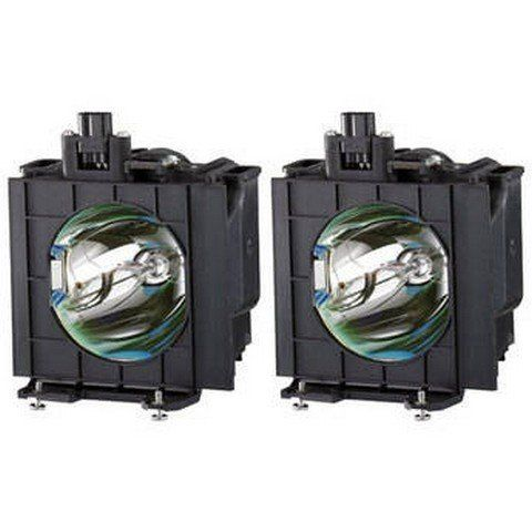 Panasonic Projector Lamp PT-DS8500. PT-DS8500 Panasonic Twin-Pack Projector Lamp Replacement. Projector Lamp Assembly with High Quality Genuine Original Ushio Bulb inside. Twin-Pack contains 2 Lamps.